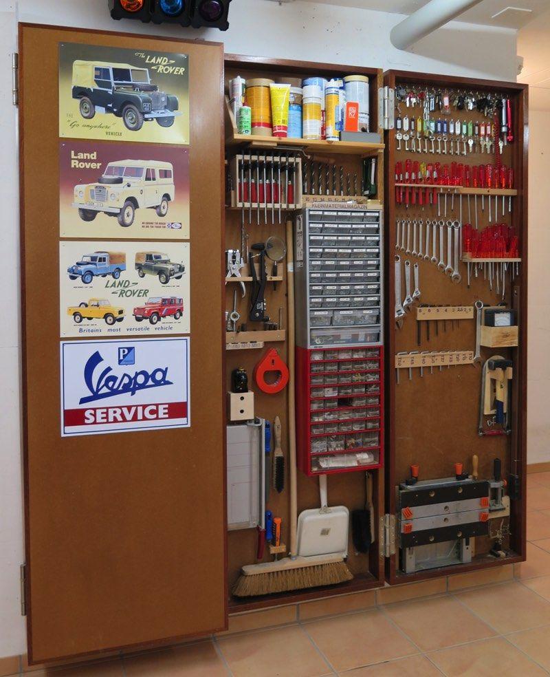 absschliessbarer werkzeugschrank werkzeugschrank pinterest werkzeugschrank. Black Bedroom Furniture Sets. Home Design Ideas
