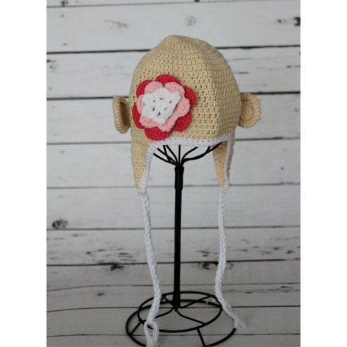 Adorable baby hat only $19.00 from Backdrop Outlet  http://www.backdropoutlet.com Great for newborn photos