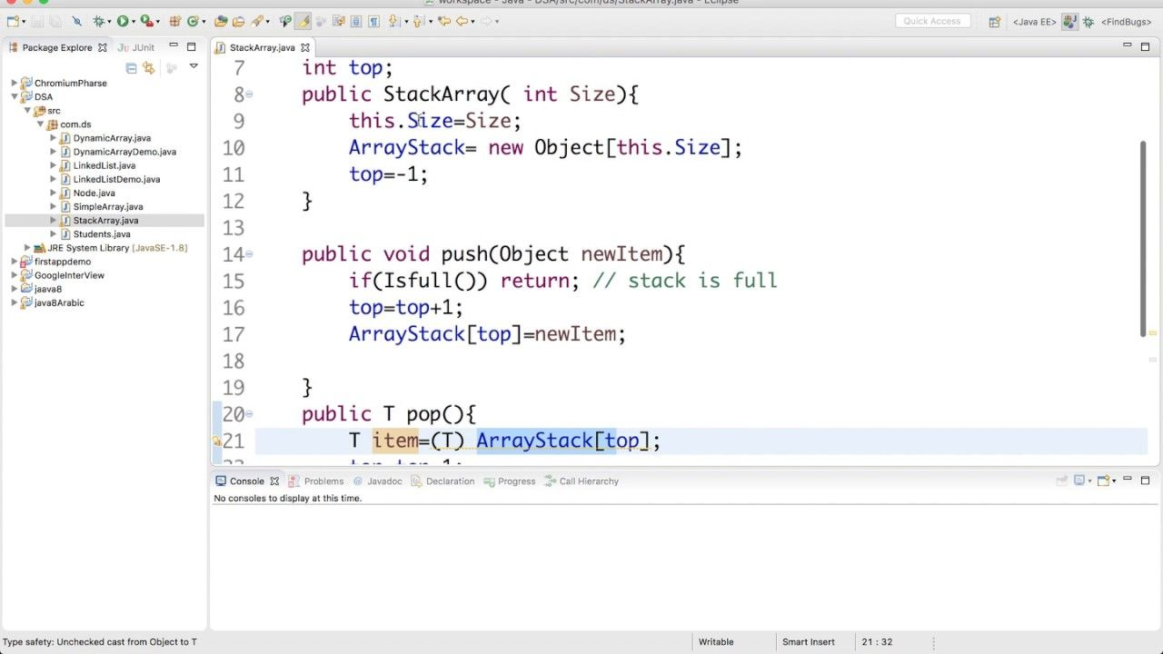 10 Implement Stack In Java Stack Implement 10 Things