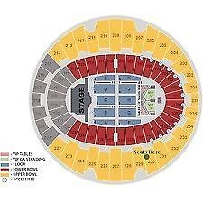 2 Eric Clapton Concert Tickets 3 26 17 The La Forum Arena