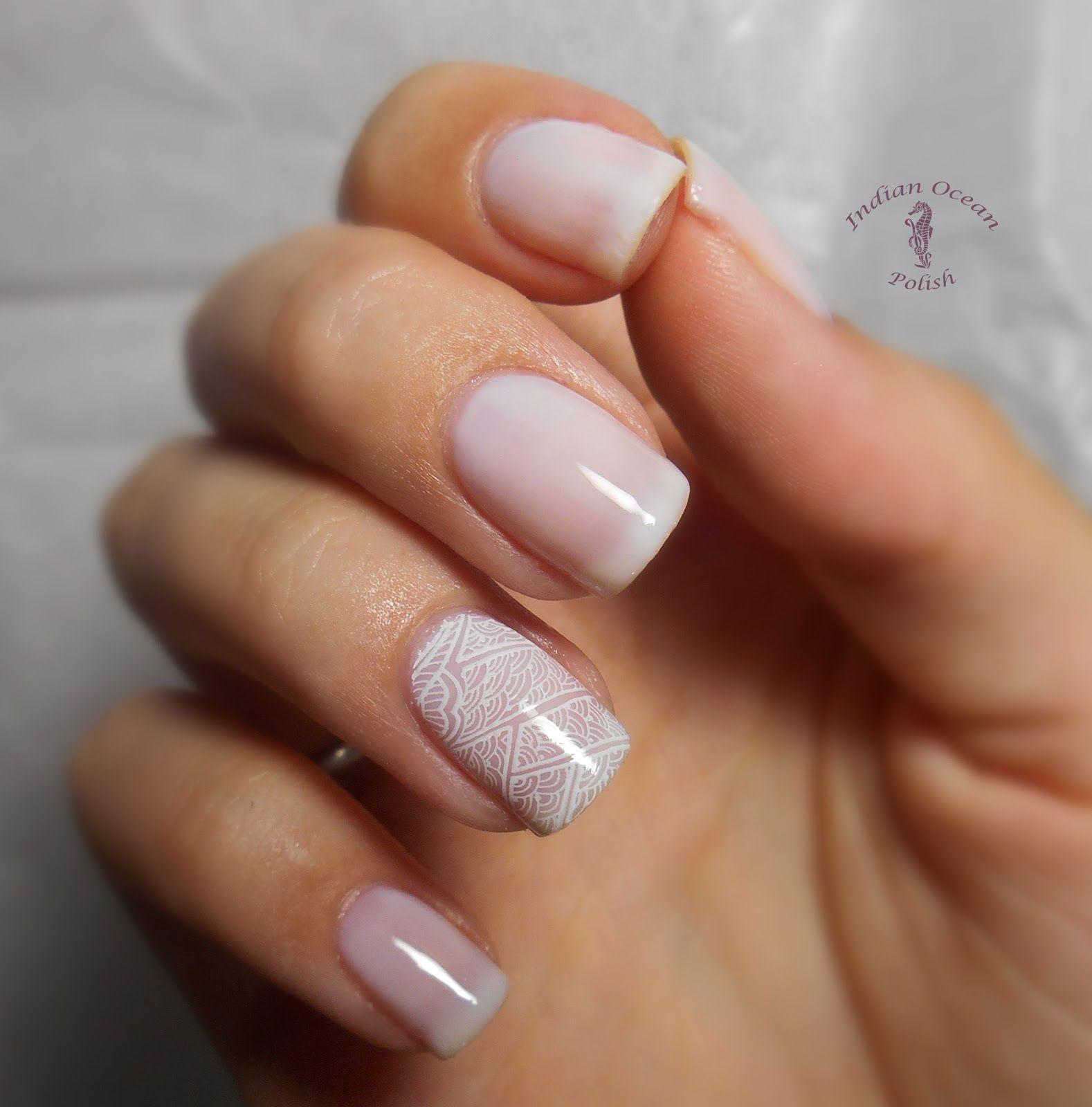 Wedding+manicure+nails+bridal+subtle+lace+stamping.jpg (1578×1600 ...