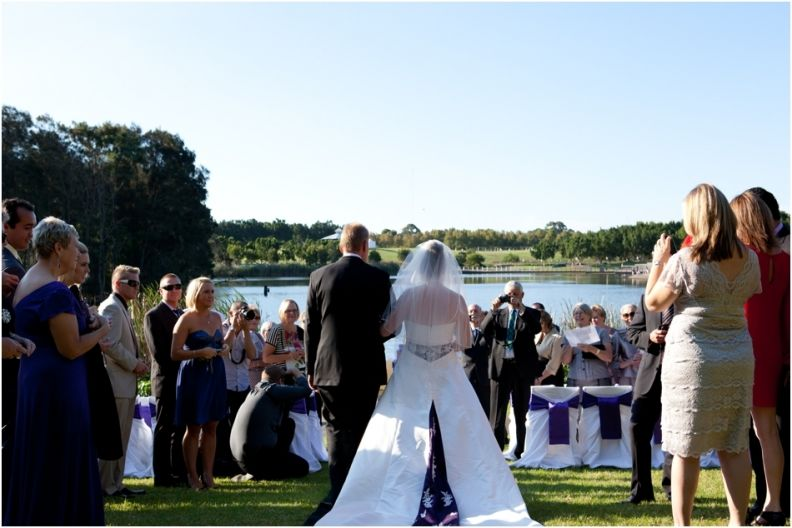 Karri Scotts Wedding At WatervieW In Bicentennial Park Sydney Olympic