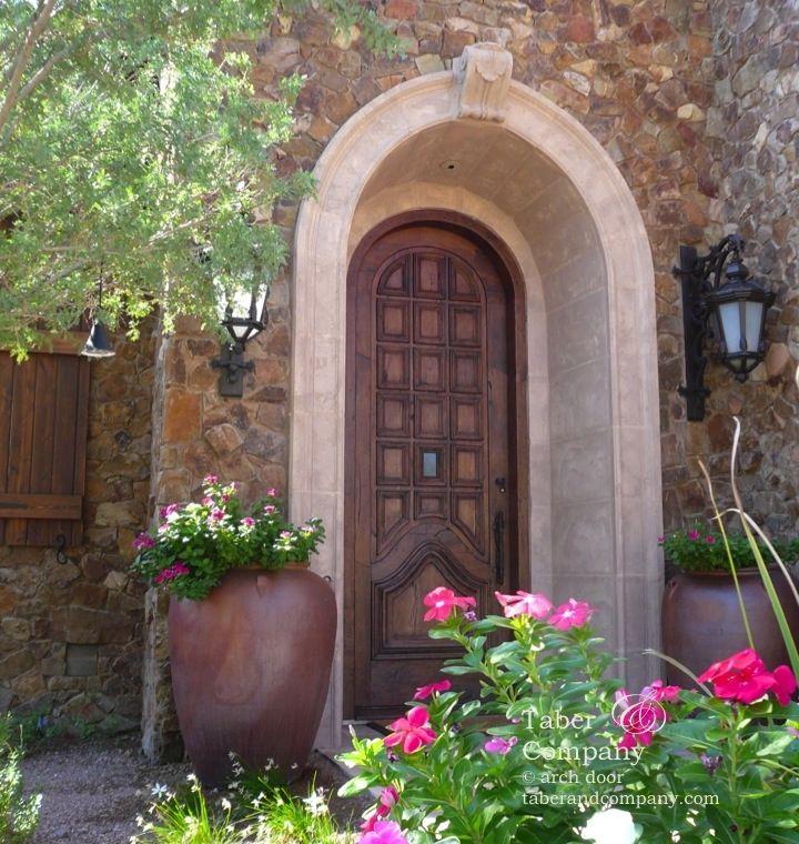 Mediterranean Style Front Doors: Taberandcompany.com Wood Doors Mediterranean Style Custom