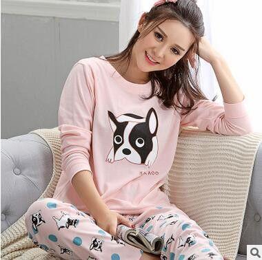 Plus Size Pajamas Bust 96 112cm Plus Size Nightwear Big Size Sleepwear Winter Pajamas Women Female Pajama Cot Winter Pajamas Women Pajamas Women Cute Sleepwear