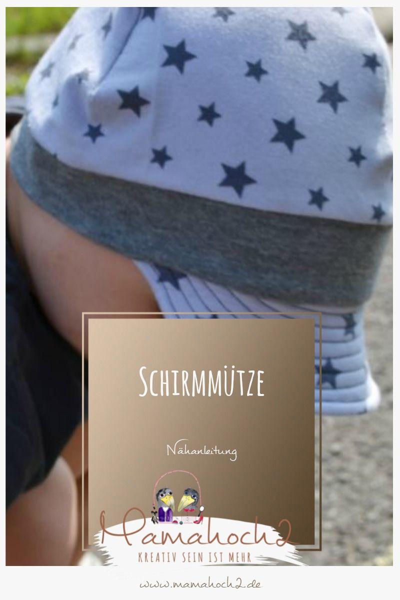 Photo of Mütze mit Schirm ⋆ Mamahoch2