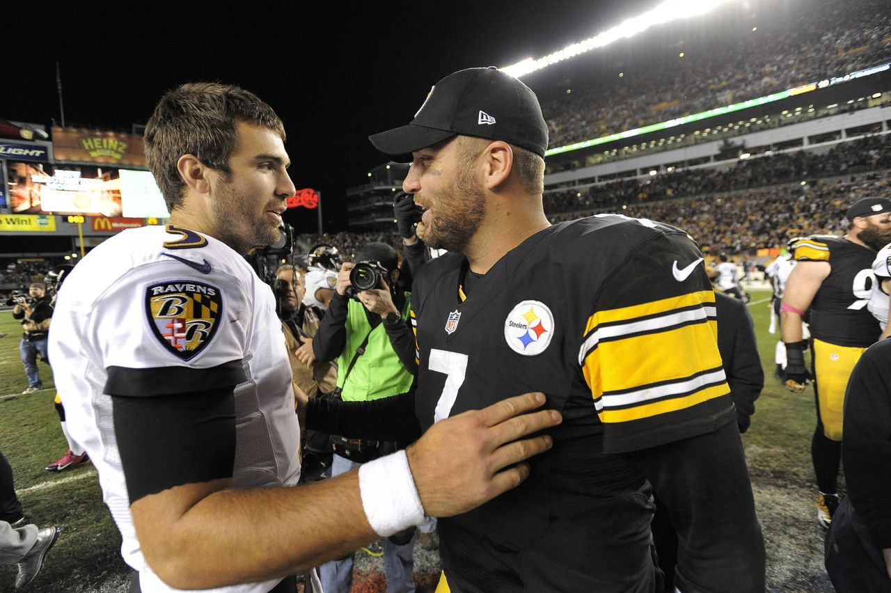 AFC Wildcard Playoff Preview: Baltimore at Pittsburgh- http://getmybuzzup.com/wp-content/uploads/2015/01/406544-thumb.jpg- http://getmybuzzup.com/afc-wildcard-playoff-preview/- By Trey Daubert  photo credit – getty images  Baltimore and Pittsburgh have been one of the greatest rivalry's in the league and will now square off in the first round of the playoffs. These two divisional foes will meet for the 3rd time this season after splitting the first two contests. B...-