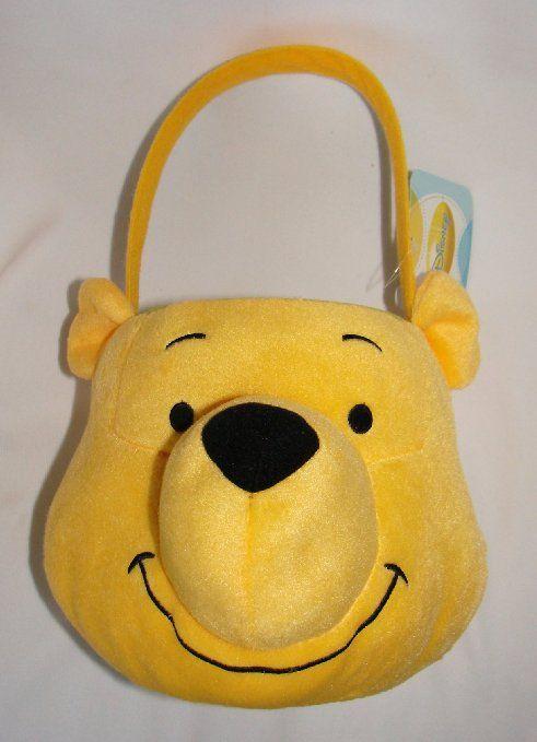 32b649ff7ffe Winnie the Pooh Easter Basket