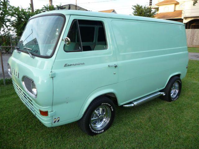 1965 Ford Econoline Hippie Van For Sale Photos Technical