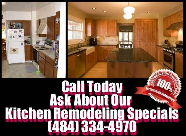 KitchenBathroom Remodeling Service Allentown Bethlehem Lehigh - Bathroom remodeling allentown pa