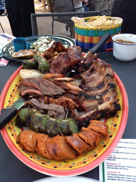 A Carnivore S Delight At San Antonio S El Machito Restaurant