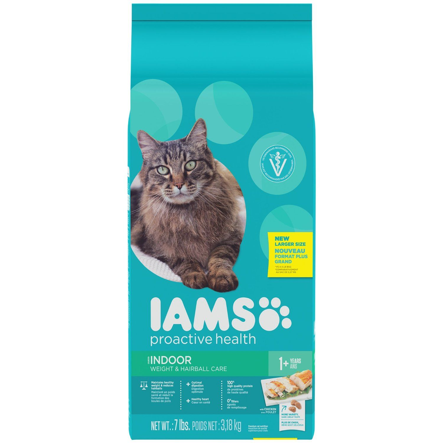 IAMS Proactive Health Specialized Care Adult Dry Cat Food Save