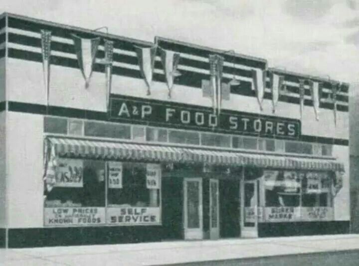 Ap food stores in 1941 manchester ct pleasant los