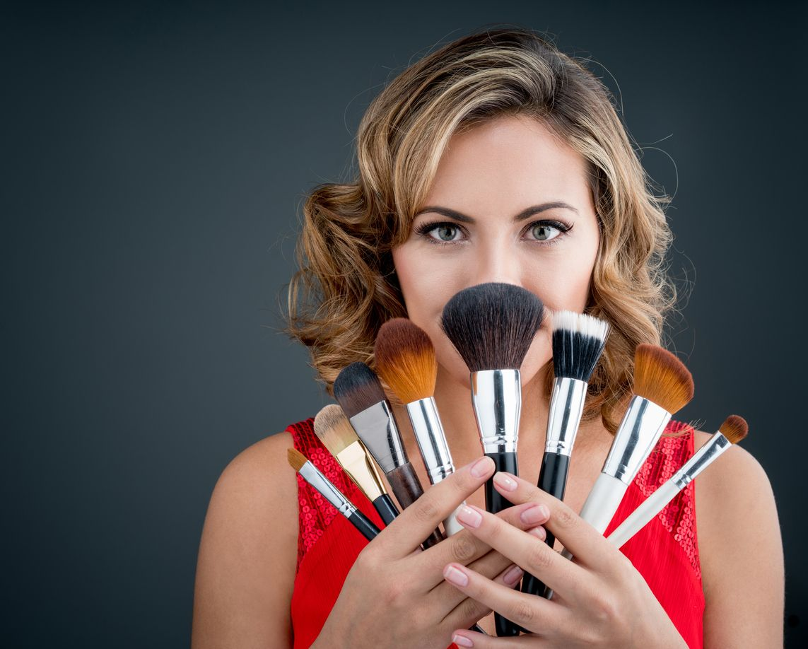 Face Makeup Brushes Explained Best makeup brushes, How