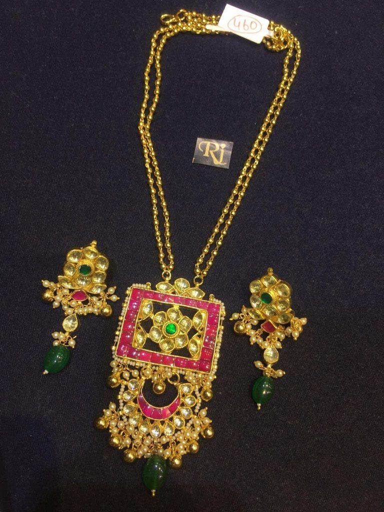 Kundan jadau set designers and fashion