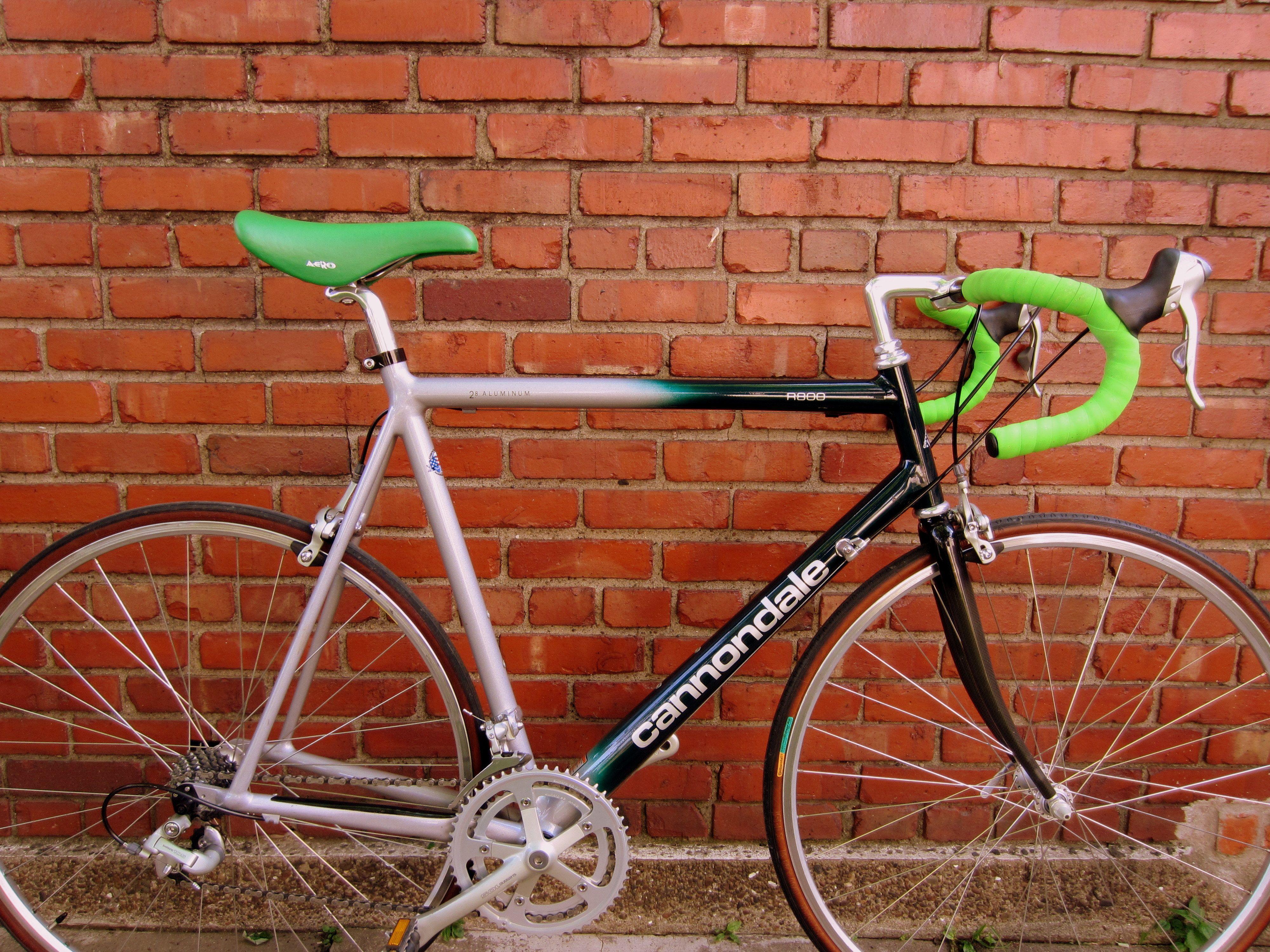 Cannondale R800 Old Bikes Belong 187 58cm Cannondale R800