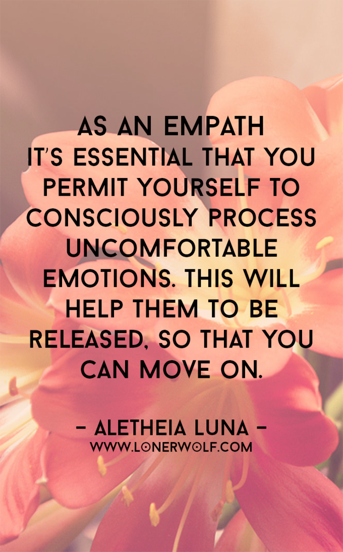 Empath Training: Are You Hiding From Your Sensitivity?