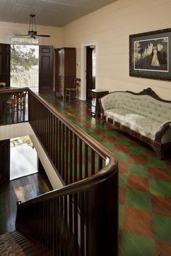 Beautiful Bastrop County Plantation House   Traditional   Hall   Austin   Volz  Ou0027Connell Hutson