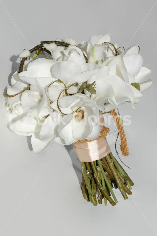 Magnolia Wedding Bouquets Magnolia Calla Lily Bridal Bouquet