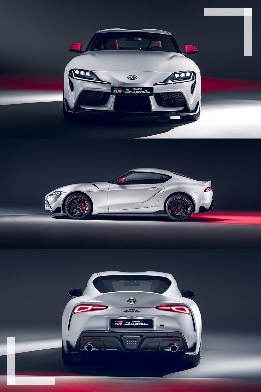 258 Ps Im Vierzylinder Reihenmotor Von 0 Auf 100 In 5 2 Sekunden Ein Maximales Drehmoment Von 400 Nm Das Ist Der Neue Gr Sup In 2020 Toyota Toyota Supra Coole Autos