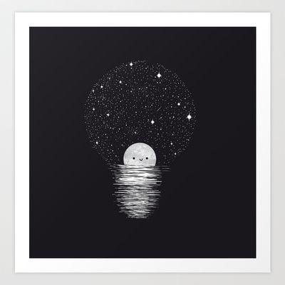 Natural light Art Print by SpazioC - $15.00