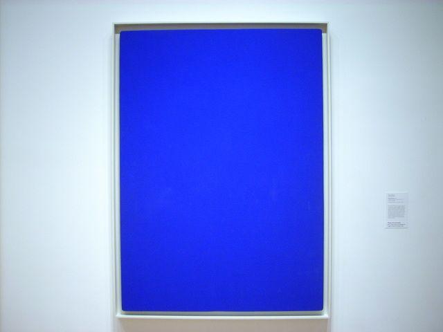 My favorite color - Bleu Klein | My Style | Pinterest