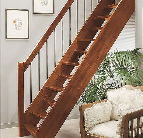 Best Alternating Treads For Small Footprint Small Space Staircase Small Staircase Tiny House Stairs 640 x 480