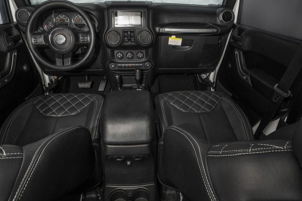 2016 Jeep Wrangler Unlimited Sport 4×4 for sale in 2020