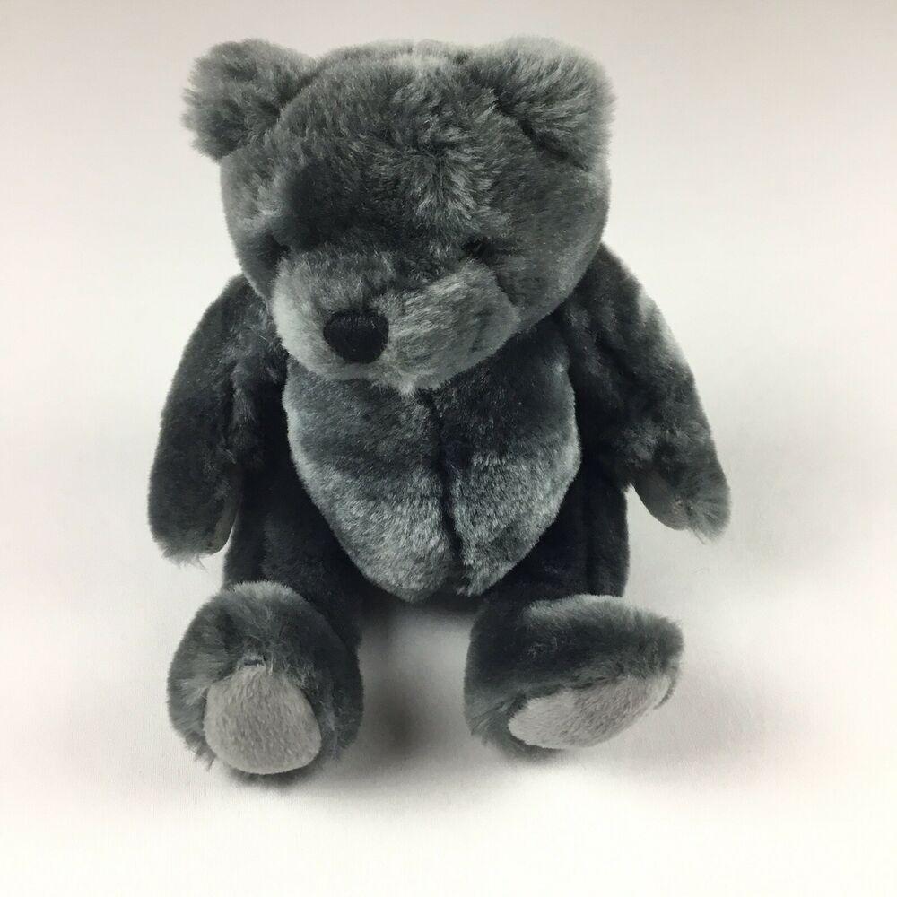 Pin By Lisa Havlin On Plush Bears Blacks Grays B Ws G Ws Bear Plush Toy Teddy Bear Stuffed Animal Bear Stuffed Animal [ 1000 x 1000 Pixel ]