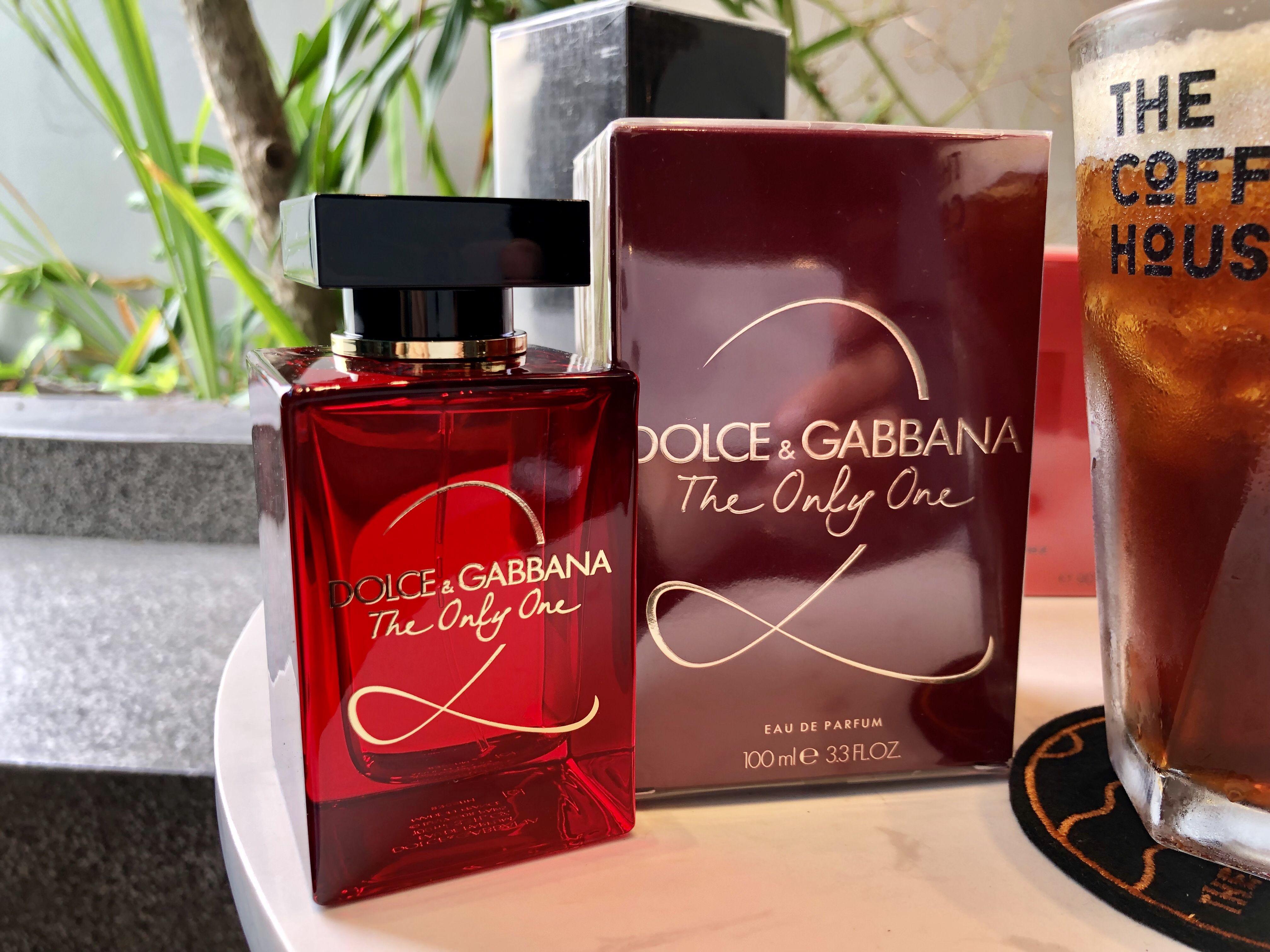 Dolce Gabbana The Only One 2 Nước Hoa