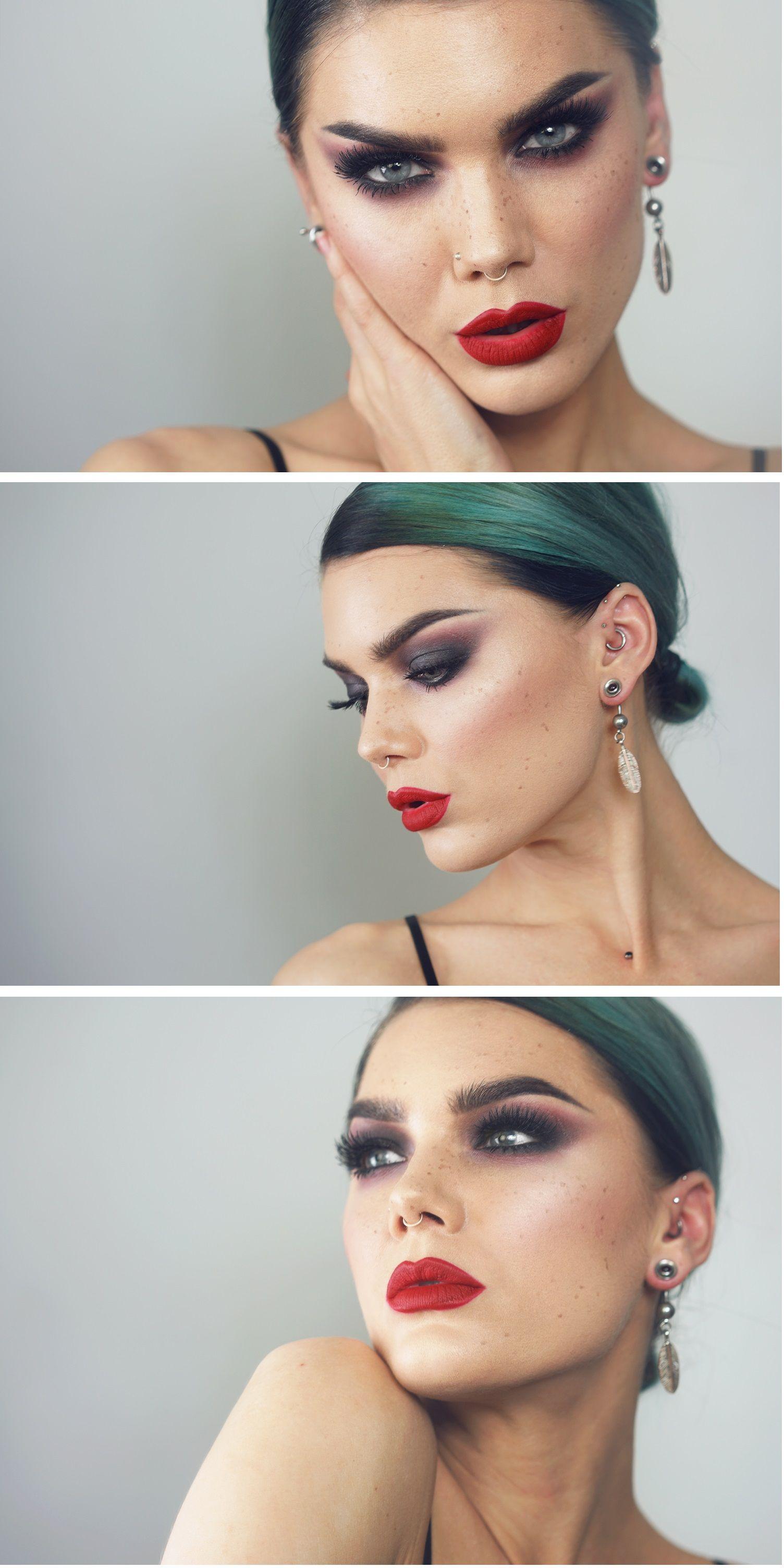 Pinwheel Makeup by Linda Hallberg The Pinterest Makeup