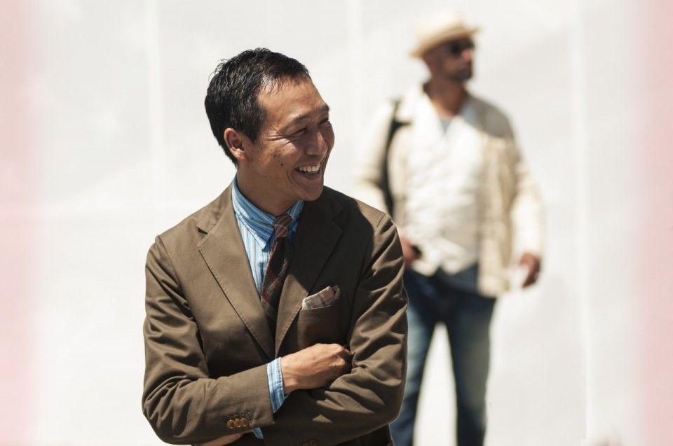 Style Profile Yasuto Kamoshita