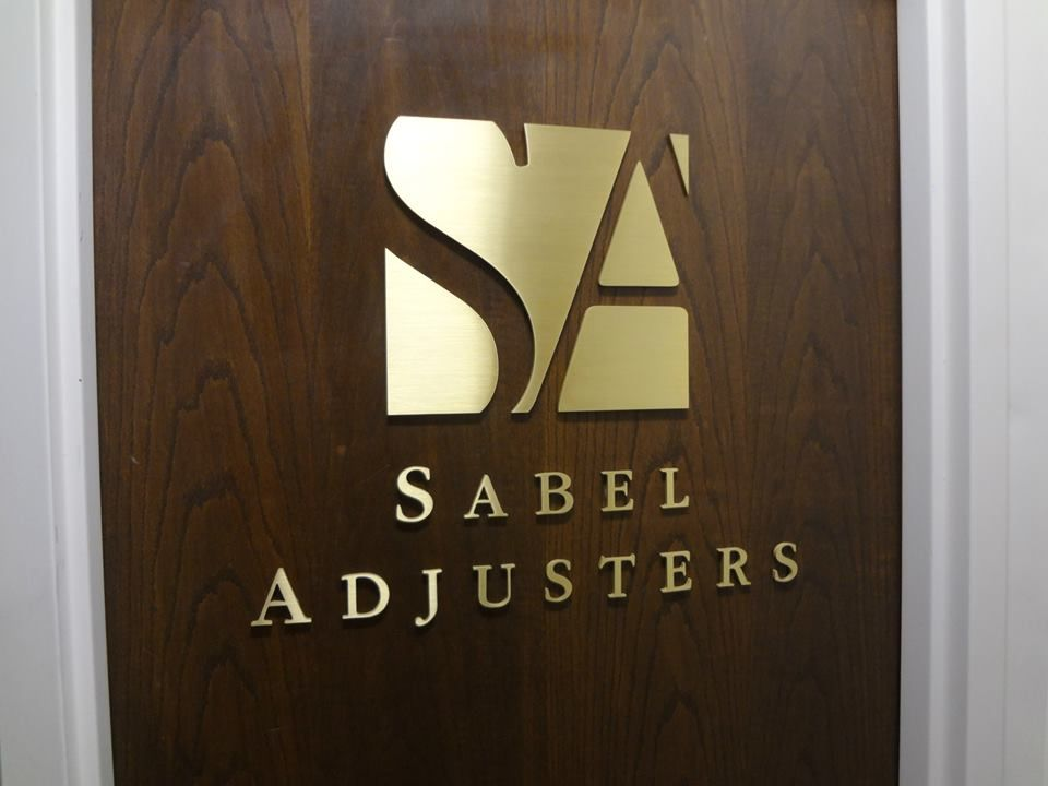 """Individual Metal Letters Precision Cutout Dimensional Individual 14"""" Thick Satin Brass"""