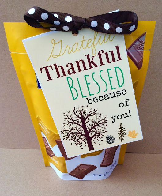 Thanksgiving Printables. #thanksgivinggiftsforteachers