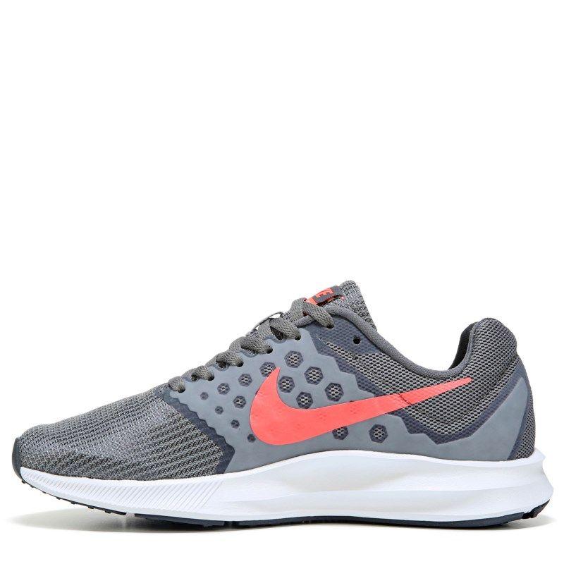 dbd48924282f Nike Women s Downshifter 7 Running Shoes (Grey Mango) - 11.0 M ...