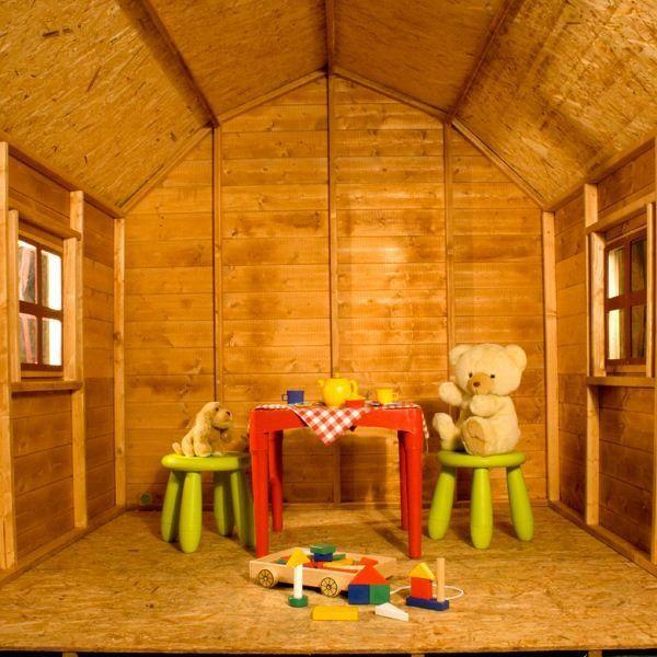 cabane enfant bois interieur. Black Bedroom Furniture Sets. Home Design Ideas