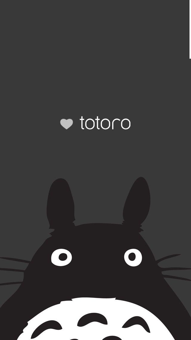 Totoro wallpaper (511837) / Wallbase.cc Wallpapers