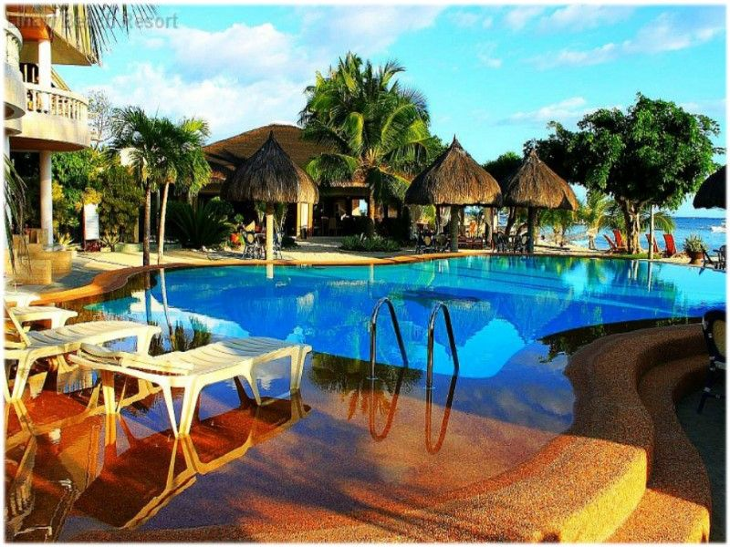Linaw Beachfront Resort Panglao Island Bohol Philippines Book