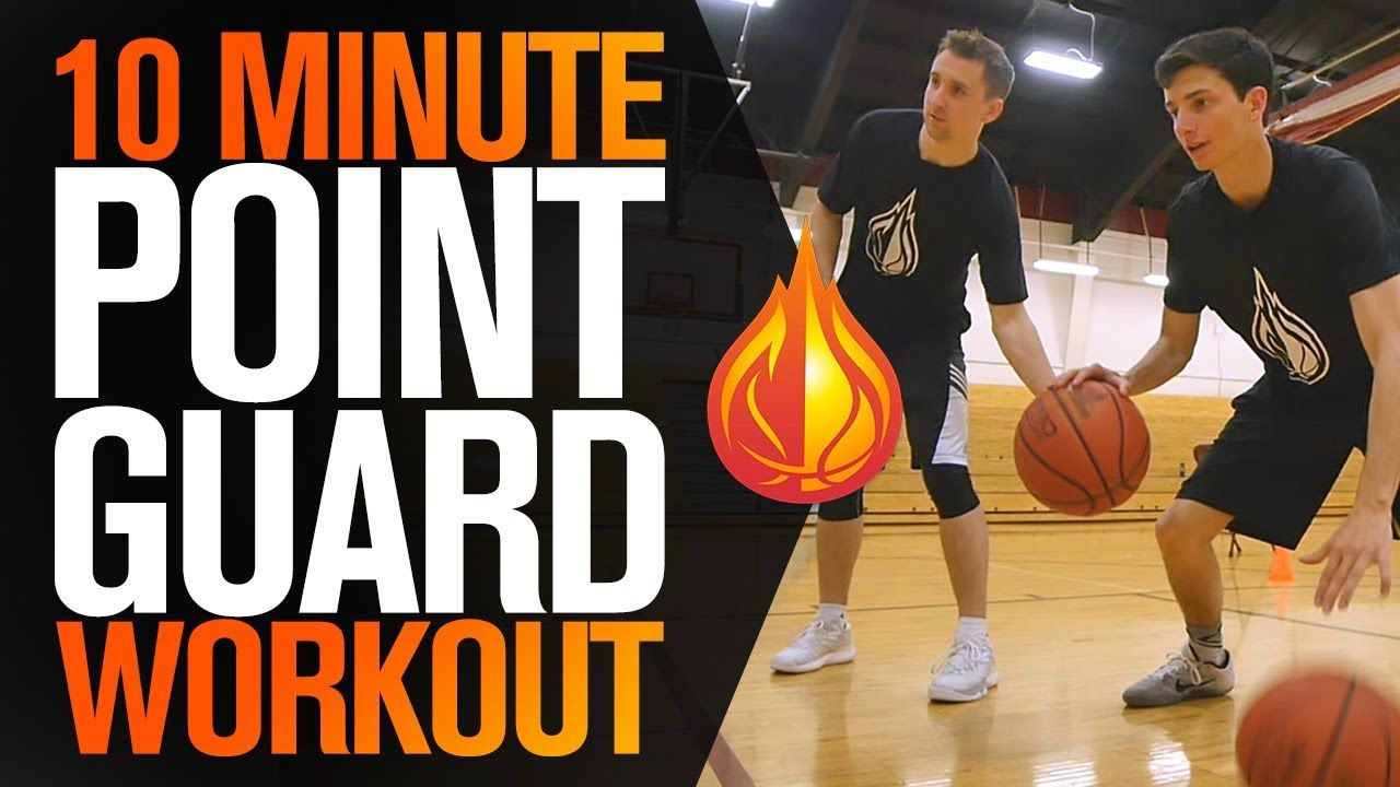 10 Minute Point Guard Workout With Coach Damin Altizer Basketball Moves Basketball Workouts Training Basketball Workouts