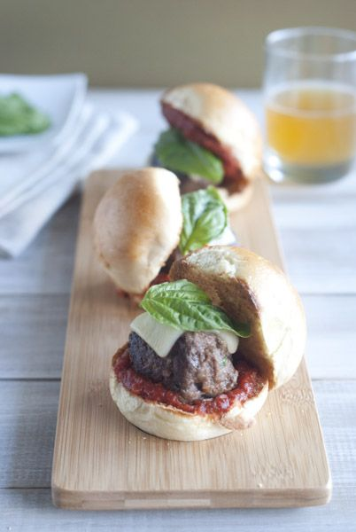 Mini Meatball Sliders Perfect for parties Simply prep, cook and - prep cook