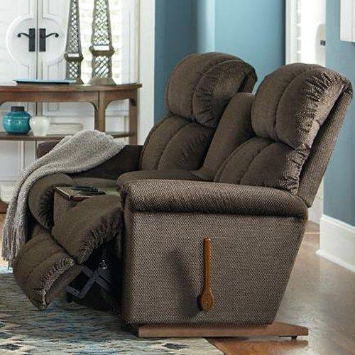 Brilliant La Z Boy Furniture Pinnacle Rocker Recliner Loveseat Ncnpc Chair Design For Home Ncnpcorg
