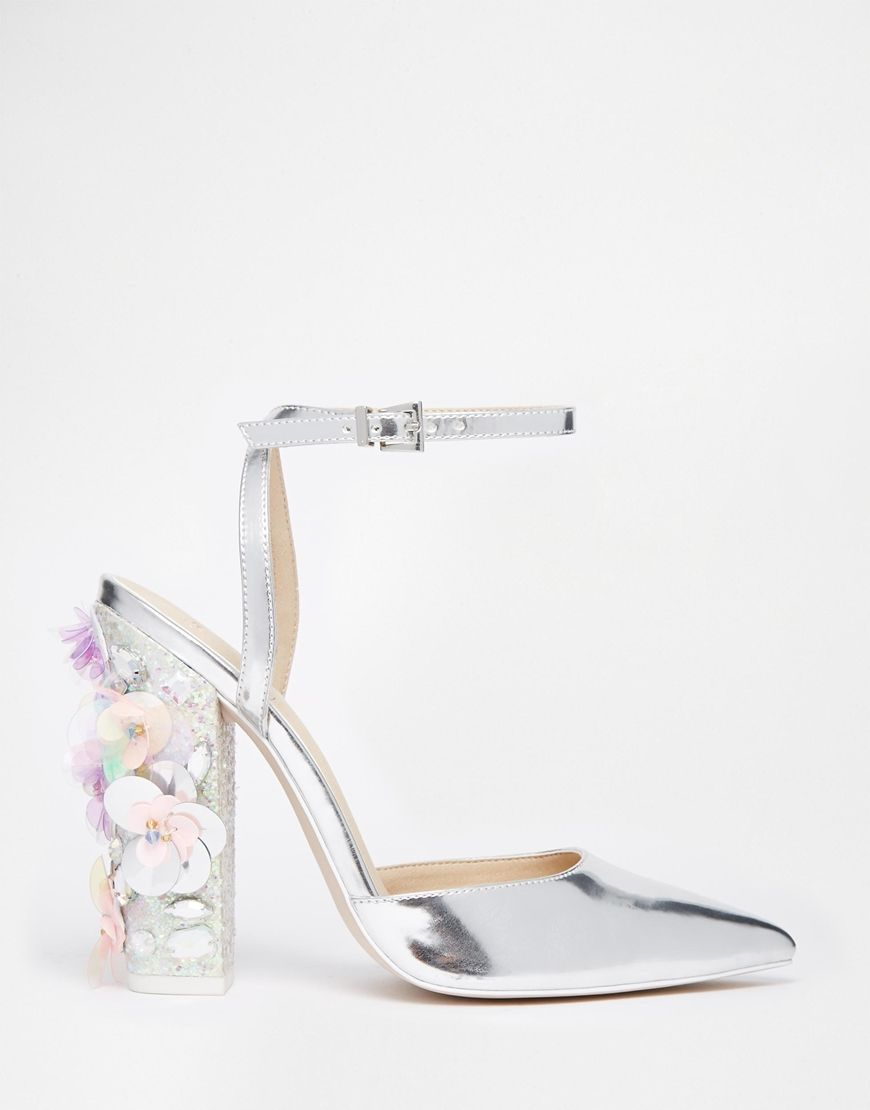 26834bed817e ASOS PERFORMER Pointed High Heels £38.50   PRODUCT CODE  669357
