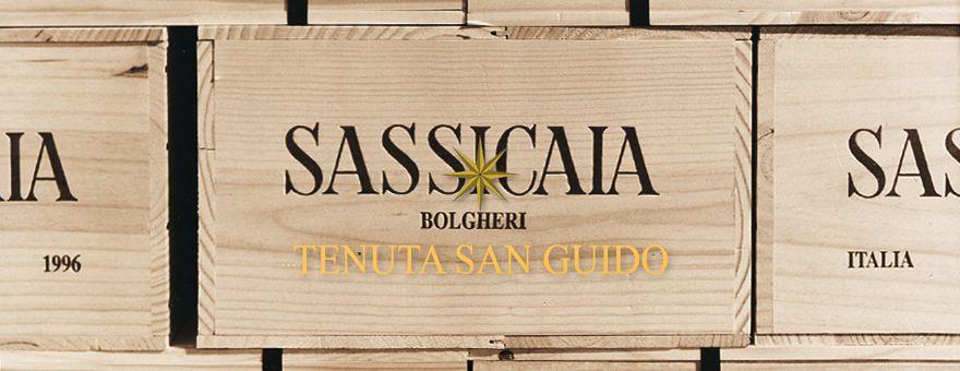 Tenuta San Guido - Sassicaia