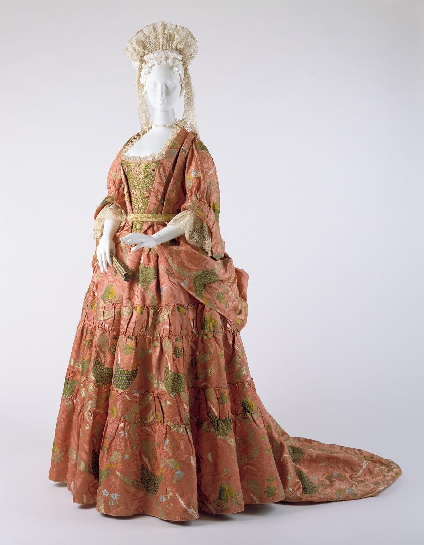 English fashion history timeline 36