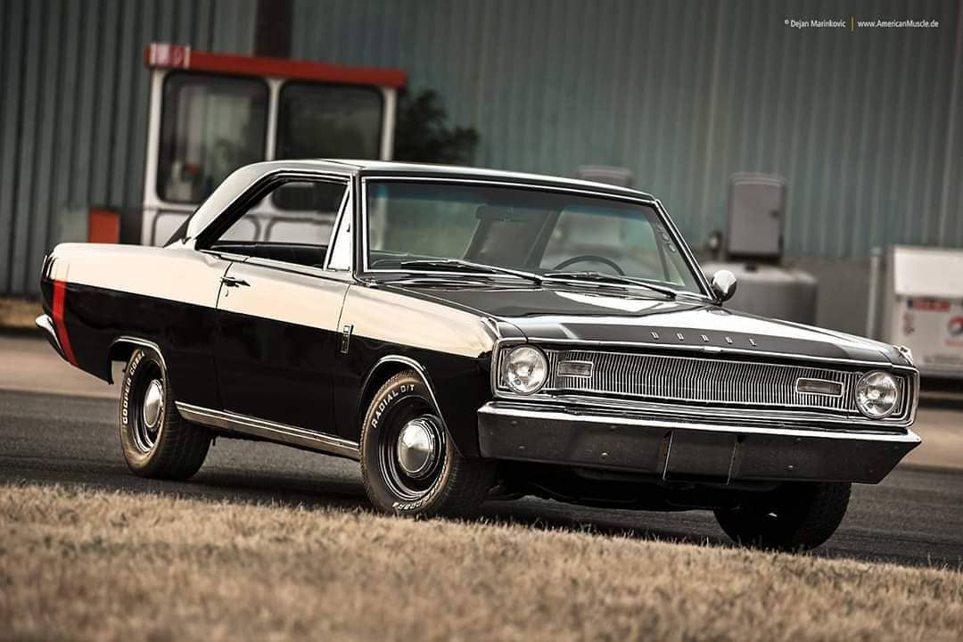 1967 Dart Dodge Plymouth Chrysler Mopar Love Hemi