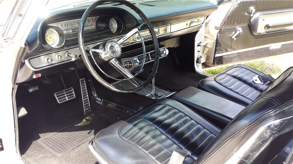 1964 Ford Galaxie 500 Xl Fastback Interior 184782 Ford