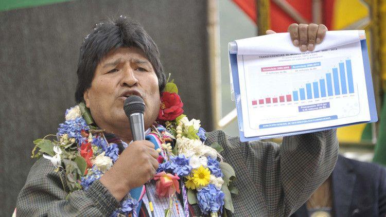 El Banco Mundial reconoce el logro económico de Bolivia