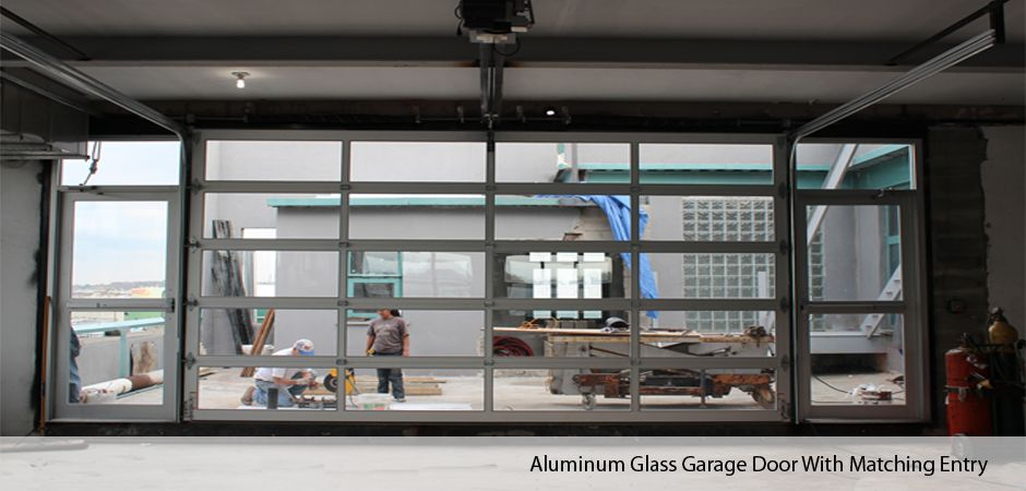 Aluminum Glass Garage Doors In Nyc New York Gates Glass Doors