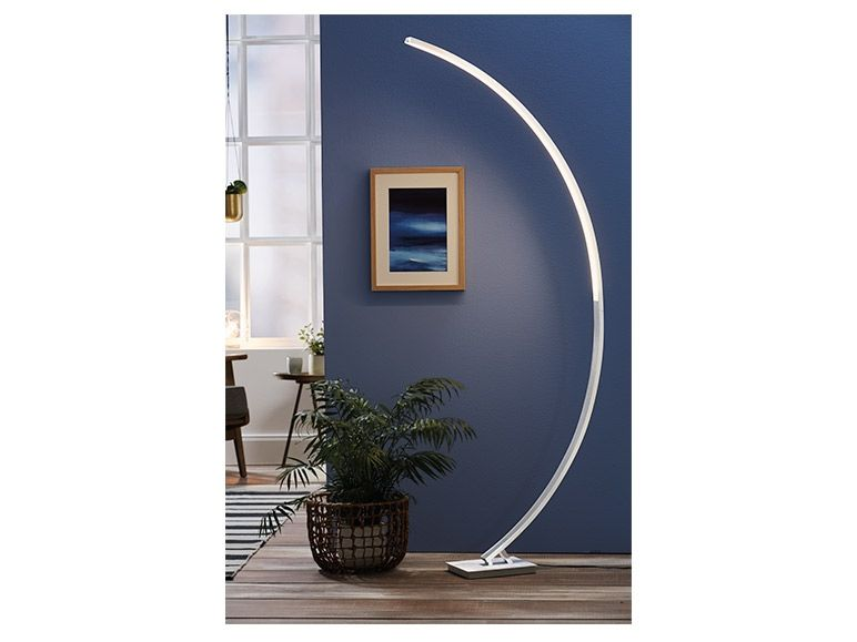 Great Livarno Lux Dimmable Floor Lamp Lidl