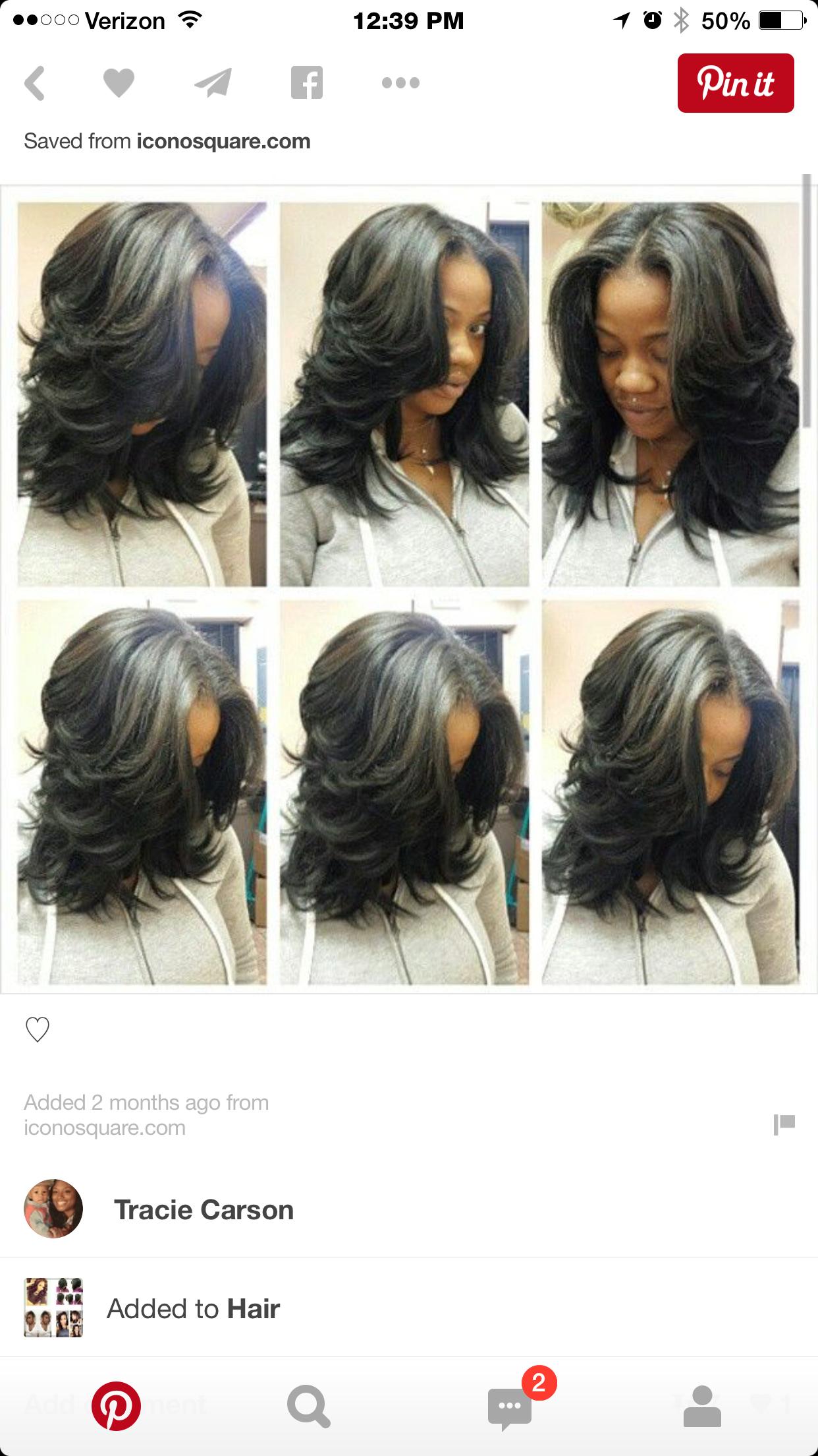 Eu quero este cabelo