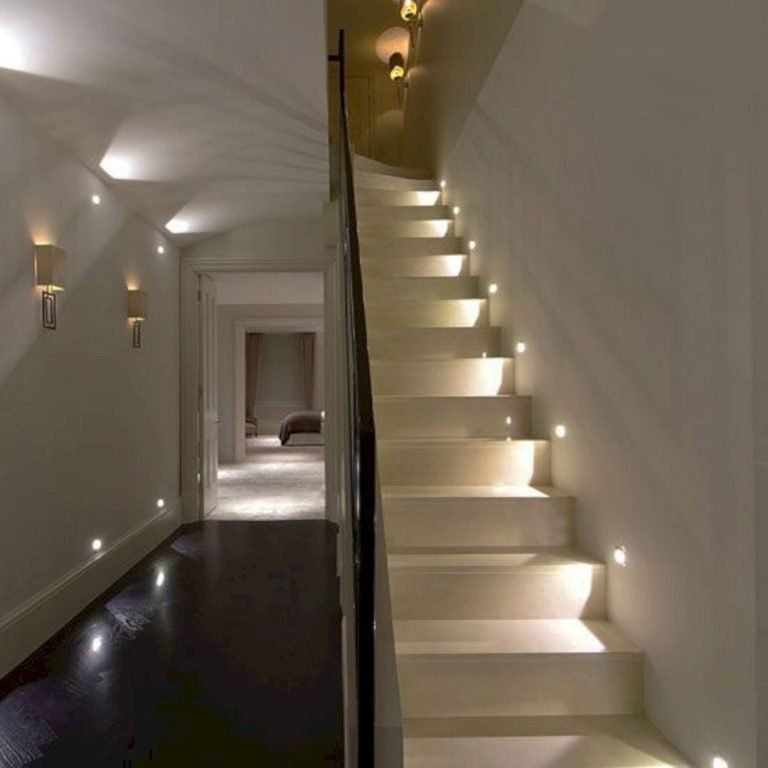 15 Awesome Staircase Lighting Ideas Stairway Lighting Staircase